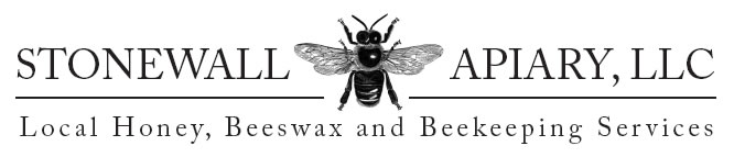 Stonewall Apiary, LLC - Local Honey, Beeswax and Beekeeping Services